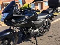 Honda CBF 125, Learner legal, 63 plate,low mileage