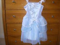 Disney Store Cinderella Dress Age 4-5 years 110cms