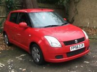 SUZUKI SWIFT 1.3 PETROL MANUAL 5 DOORS HATCHBACK, FULL SERVICE HISTORY, YEAR MOT