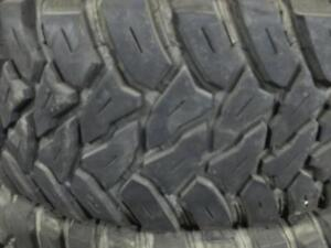 KEVLAR MUD TERRAIN 35 X 12.5 X 17LT 10 PLY TIRES 90% TREAD 35/12.5/17