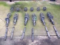 Vw suspension springs