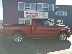 2012 Ram 1500 sport ''WE FINANCE EVERYONE''