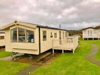 Cheap 3 bedroom caravan for sale in Tenby on Kiln Park