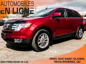 2009 FORD EDGE LIMITED À PARTIR DE $59/SEMAINE