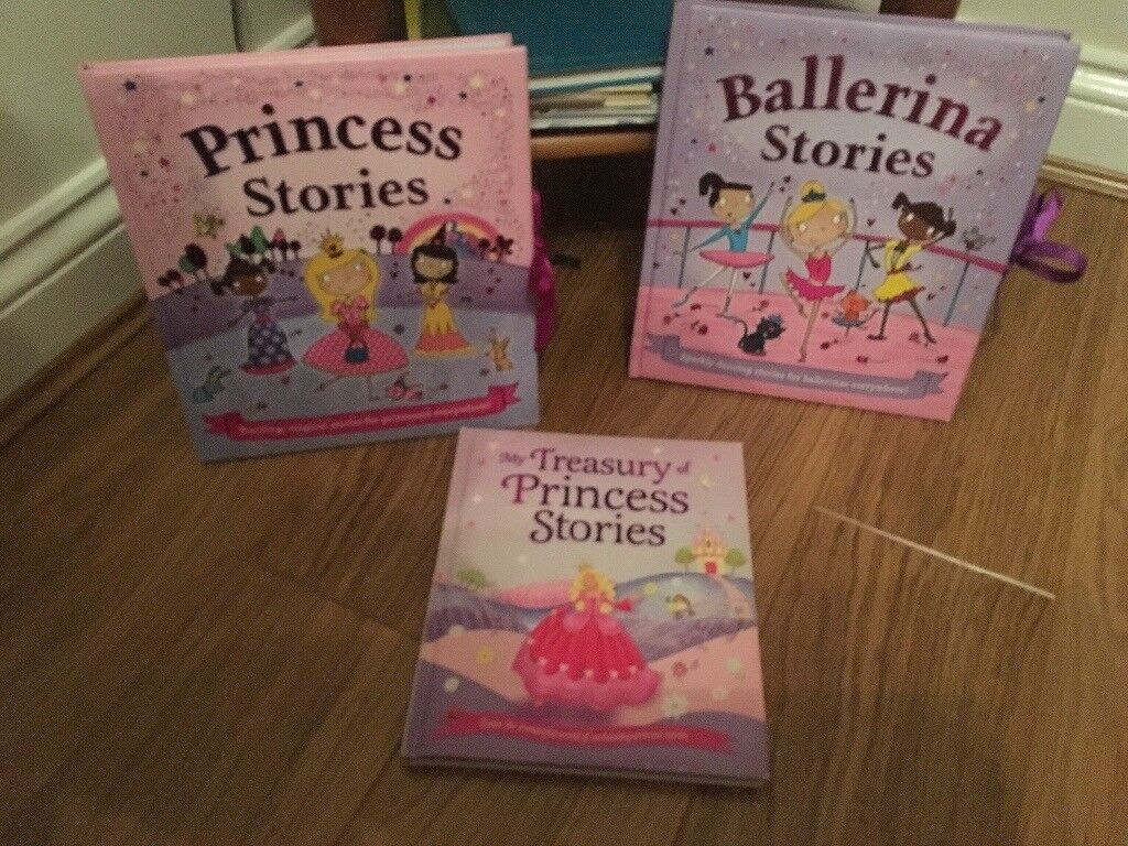 Beautiful stories for girls