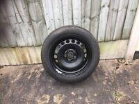 Passat wheel and tyre 2007 215 155 r16 97w