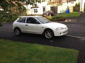 Looking to swap for a slightly bigger car with small engine.