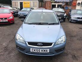 Ford focus 1.6 diesel five door hatchback