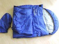 Child's sleeping bag.