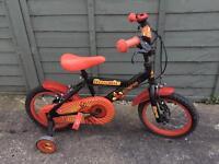 """Boys bike 12"""""""