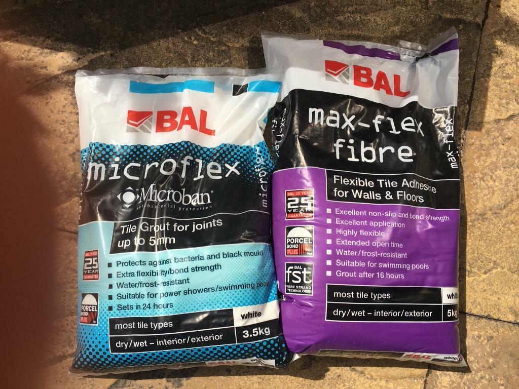 Tile adhesive and grout | in Yate, Bristol | Gumtree