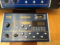 VOX Tonelab the early blue one