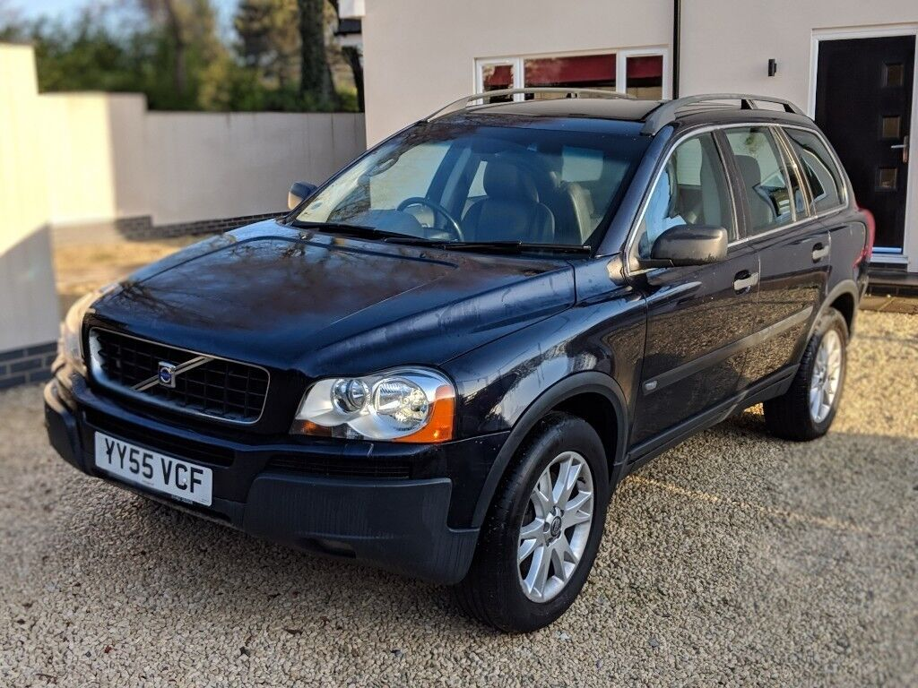 Volvo Automatic XC90 7 Seater 4X4  Full Service History  89900 miles | in  North Ferriby, East Yorkshire | Gumtree