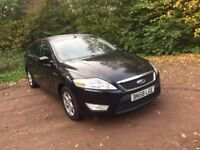 2008 FORD MONDEO 1800 TDCI 130 ZETEC 5 DOOR HATCH BACK NEW CAM BELT WATER PUMP NEW MOT