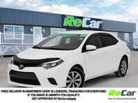 2015 Toyota Corolla LE BACK UP CAM   HEATED SEATS   BRAND NEW... Fredericton New Brunswick Preview