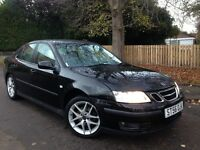 "2006 Saab 93 1.8 petrol Saloon 17"" Alloys"