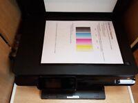 HP Photosmart 5520/5524 e-All-in-One WiFi Photo Printer Touch e-Print