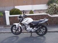 Yamaha YBR125.