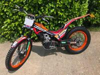 Montesa trials bike