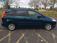 2007 Mazda5 1.8 TS2 5dr Fully HPI Clear, 7 Seater warranted miles @07445775115