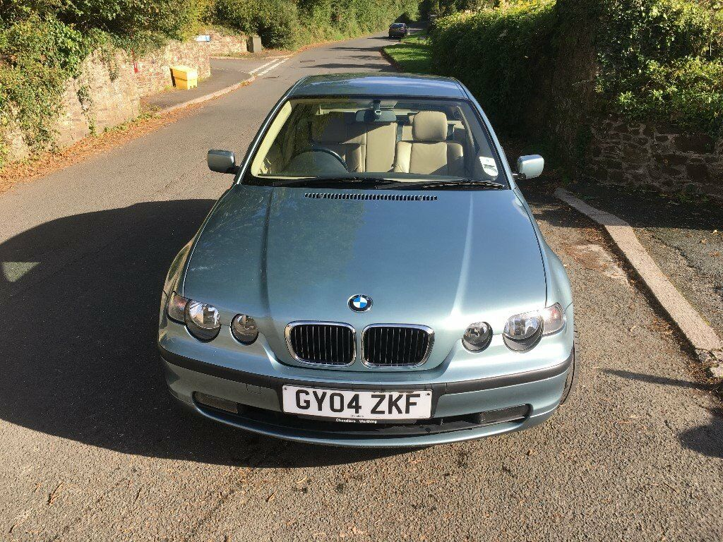 BMW 318 Ti Compact SE Auto only 90,000 miles 1 owner from new