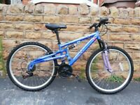 APOLLO ENDEAVOR DUAL SUSPENSION MTB
