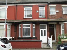 4 bedroom terraced house - WHITBY ROAD - double bedrooms - Academic Year 2017/18