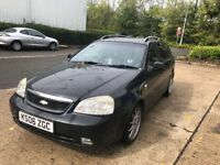 Chevrolet Lacetti 1.8 Sport ESTATE hi spec sporty spacious LEATHER superb