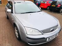 ***AUTOMATIC FORD MONDEO, SERVICE HISTORY.RECENTLY FULLY SERVICED,3MONTHs WARRANTY**