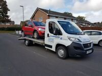 Recovery Service Transporter Breakdown Recovery Van 4x4 Classic Car Recover Vehicle BASED HAMPSHIRE