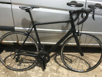 Carbon Cervelo copy 58cm road bike