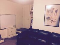 Single room with Double bed to let in a spacious flat