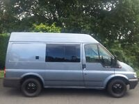 VAN COVERSION, 2005 ford transit camper, day van, surf van, race van, transporter