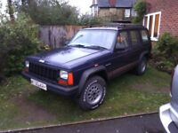 Jeep Cherokee XJ Full Stock