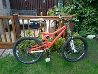 Commencal meta mini dh supreme mountain bike