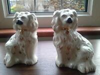 antique Beswick dogs