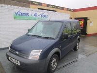 2008 ford connect full test from today first here with £2350 no vat first here gets it with money