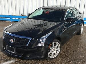 2014 Cadillac ATS *LEATHER* ONLY 16,000 KM