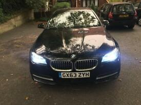 BMW F10 530D INDIVIDUAL LCI FACELIFT