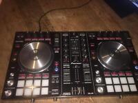 PIONEER DDj-SR mixing decks pioneer Ddj-sr immaculate