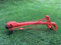 Black & Decker grass strimmer