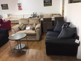 Brand new sofas at trade price. Save up to 70%