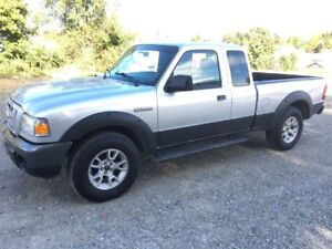 2008 Ford Ranger Sport  EXT/CAB 4X4