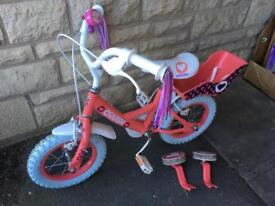 Townsend Crush - child's bike - 3-5 years