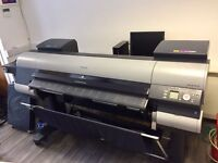 Canon IPF 8400s 44 inch wide format printer