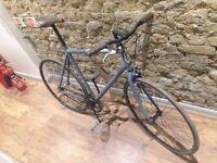 Fixed gear city bike - Schwinn racer 2013