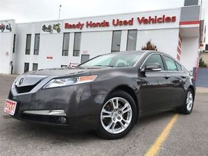 2010 Acura TL w/Tech Pkg | Navi | Leather | Roof