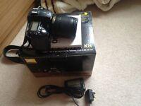 Nikon D90 18-105 VR kit 12.3MP Digital SLR Camera
