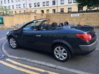End of 2007 Renault Megane convertible 1.6 Top Of The range Full service history