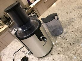 Philips Juicer, model HR1861
